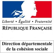 Nos actions sont soutenues par la Direction départementale de la cohésion sociale