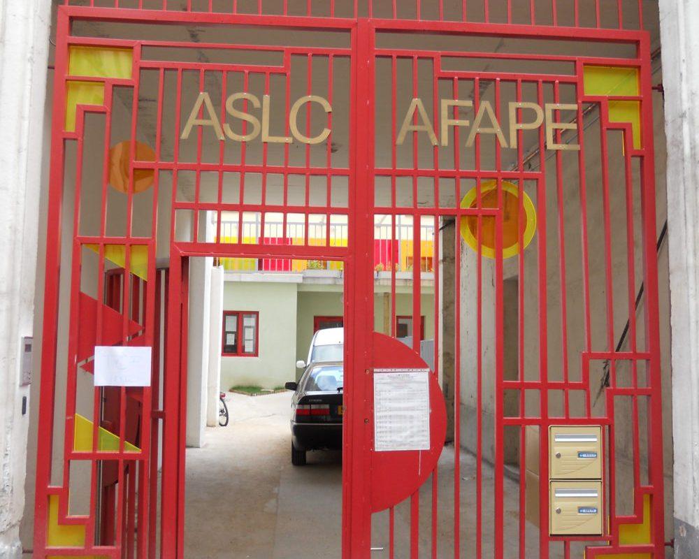 Ecole Stalingrad ASLC